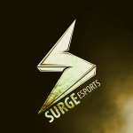 Surge Staff and Friends's Logo