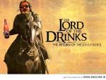 lord of the drinks's Logo
