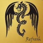Refresh's Logo