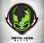 Tainted Black's Logo